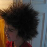 dredu plaukai